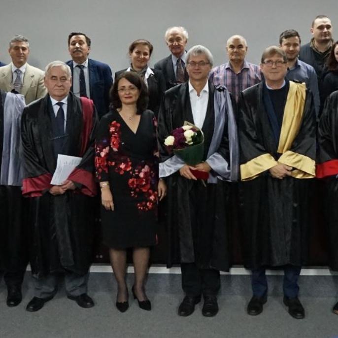 Festveranstaltung Universität Bukarest
