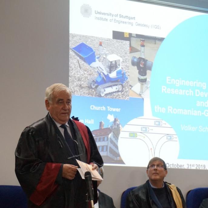 Ansprache von Prof. Dr. Iohan Neuner