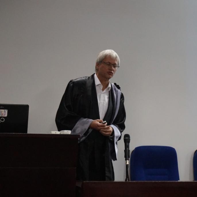Festvortrag von Prof. Dr. Volker Schwieger